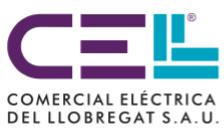 COMERCIAL ELECTRICA DEL LLOBREGAT S.A.